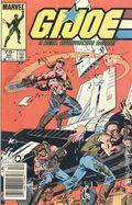 GI Joe (1982 Marvel) Canadian Price Variant 30