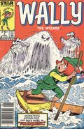 Wally the Wizard (1985 Marvel/Star Comics) Canadian Price Variant 3