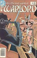 Warlord (1976 1st Series DC) Mark Jewelers 88MJ