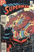 Superman (1939 1st Series) Mark Jewelers 409MJ