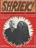 Shriek the Monster Horror Magazine (1965) 2