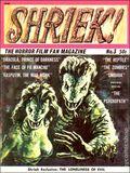 Shriek the Monster Horror Magazine (1965) 3