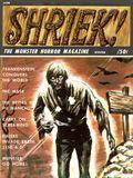 Shriek the Monster Horror Magazine (1965) 4