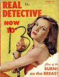 Real Detective (1931-1957 Sensation) True Crime Magazine Vol. U #1