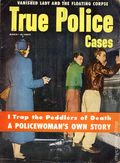 True Police Cases (1946-2000 Fawcett 2nd Series) Magazine Vol. 5 #52