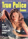 True Police Cases (1946-2000 Fawcett 2nd Series) Magazine Vol. 5 #58