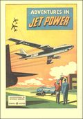 Adventures in Jet Power (1950) General Electric giveaway 1955