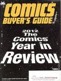 Comics Buyer's Guide (1971) 1698