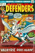 Defenders (1972 1st Series) 4