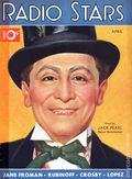 Radio Stars (1932) Vol. 2 #1