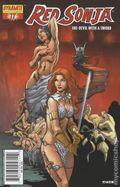Red Sonja (2005 Dynamite) 17A