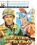 Commando for Action and Adventure (1993 UK) 3211