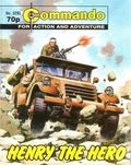 Commando for Action and Adventure (1993 UK) 3295