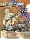 Commando for Action and Adventure (1993 UK) 3704
