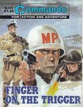 Commando for Action and Adventure (1993 UK) 4128