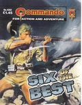 Commando for Action and Adventure (1993 UK) 4382