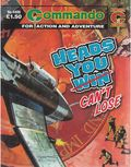 Commando for Action and Adventure (1993 UK) 4405