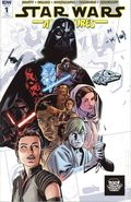 Star Wars Adventures (2017 IDW) 1LCSD