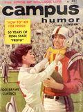 Campus Humor (1960 Campus Publications) Vol. 1 #4