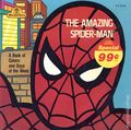 Amazing Spider-Man A Book of Colors and Days of the Week HC (1977 Merrigold Press) 1-REP