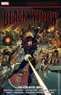 Black Widow The Coldest War TPB (2020 Marvel) Epic Collection 1-1ST