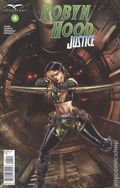 Robyn Hood Justice (2020 Zenescope) 4A