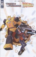 Transformers Back to Future (2020 IDW) 1RIA