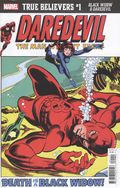True Believers Black Widow And Daredevil (2020 Marvel) 1