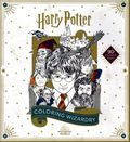 Harry Potter Coloring Wizardry SC (2020 Insight Editions) 1-1ST