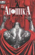 Atomika (2005 Speakeasy Comics) 1A