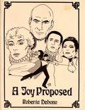 A Joy Proposed (1988 Ankh Press) Star Trek Fanzine 0