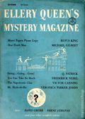 Ellery Queen's Mystery Magazine (1941-Present Davis-Dell) Vol. 28 #4B