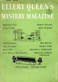 Ellery Queen's Mystery Magazine (1941-Present Davis-Dell) Vol. 28 #2B