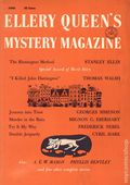 Ellery Queen's Mystery Magazine (1941-Present Davis-Dell) Vol. 27 #6B
