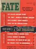 Fate Magazine (1948-Present Clark Publishing) Digest/Magazine Vol. 19 #1