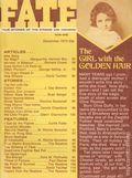 Fate Magazine (1948-Present Clark Publishing) Digest/Magazine Vol. 25 #12