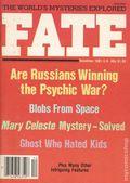 Fate Magazine (1948-Present Clark Publishing) Digest/Magazine Vol. 34 #12