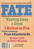 Fate Magazine (1948-Present Clark Publishing) Digest/Magazine Vol. 39 #2