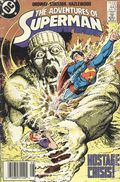 Adventures of Superman (1987) Canadian Price Variant 443