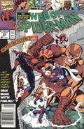 Web of Spider-Man (1985 1st Series) Mark Jewelers 64MJ