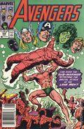 Avengers (1963 1st Series) Mark Jewelers 306MJ