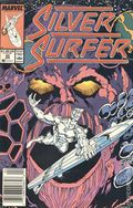 Silver Surfer (1987 2nd Series) Mark Jewelers 22MJ