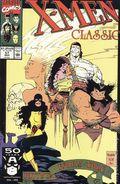 X-Men Classic (1986-1995 Marvel) Classic X-Men Mark Jewelers 57MJ