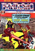 Fantastic (1967) Marvel UK 21