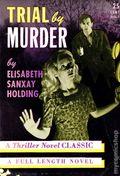 Thriller Novel Classic (1941-1945 Novel Selections) Digest 17