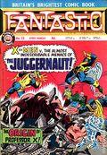 Fantastic (1967) Marvel UK 22