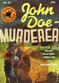 Black Cat Detective Series (1943-1947 Crestwood) Digest 11
