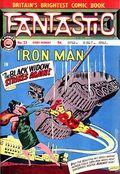 Fantastic (1967) Marvel UK 23