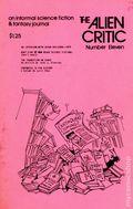 Alien Critic (1971) Fanzine 11