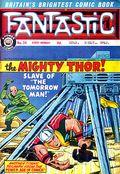 Fantastic (1967) Marvel UK 24